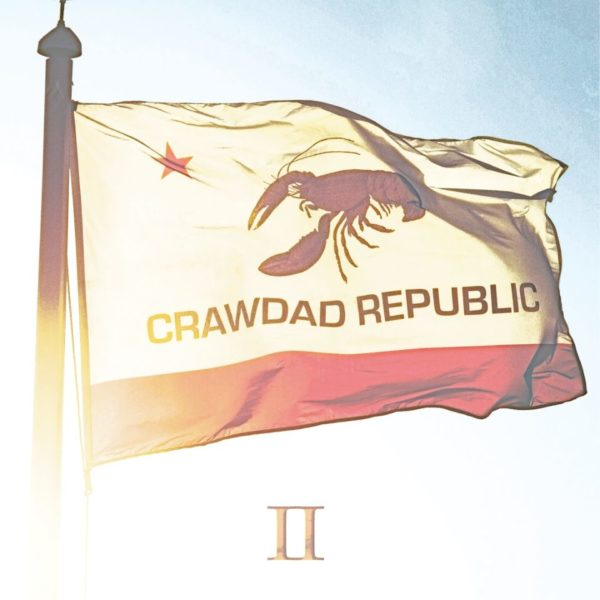 Crawdad Republic II Album Cover 960x960